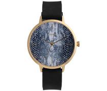 Analog Quarz Uhr mit Silikon Armband 701732150