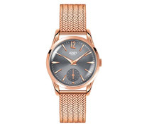 Armbanduhr Finchley Analog Quarz Edelstahl HL30-UM-0116