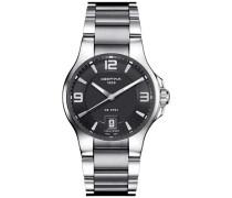 Armbanduhr XL Analog Quarz Edelstahl C012.410.11.057.00
