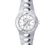 Damen-Armbanduhr Analog Quarz Edelstahl 4513202