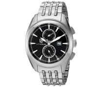 Herren- Armbanduhr Chronograph Quarz SC0137