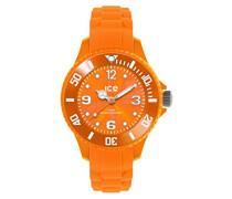 ICE forever Orange - Orange Jungenuhr mit Silikonarmband - 000794 (Extra Small)