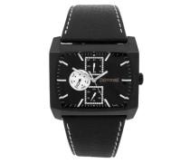 Herren-Armbanduhr Analog Quarz Leder 92-0014-504
