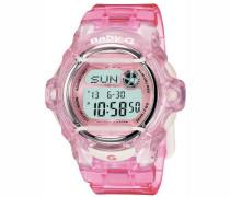 Damen Digital mit Resin Armbanduhr BG 169R 4ER