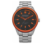 Unisex Erwachsene-Armbanduhr SYGSYG207BSM