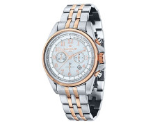 Armbanduhr Chronograph Quarz ES-8028-55