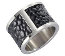 Stainless Steel Ring Edelstahl poliert Kunststoff