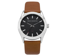Herren-Armbanduhr Analog Quarz SFC109BR