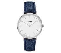 Erwachsene Digital Quarz Uhr mit Leder Armband CL18229