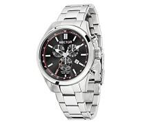 Armbanduhr 180 Chronograph Quarz Edelstahl R3273690008