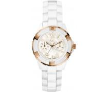Damen-Armbanduhr Analog Quarz Edelstahl X69003L1S