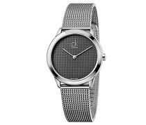 Analog Quarz Uhr mit Edelstahl Armband K3M2212X