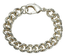 Armband Fashion Metalllegierung rhodiniert 19 cm - 208060010-1