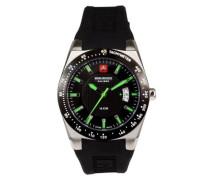 Damen-Armbanduhr Analog Quarz Leder FA0848-21