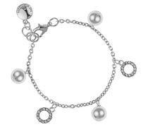 Damen-Gliederarmbänder Versilbert 597-4800010
