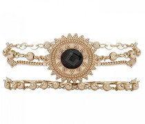 Damen-Manschetten Armbänder Vergoldet E18SMAGIGO