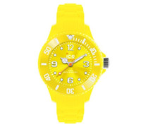 ICE forever Yellow - Gelbe Jungenuhr mit Silikonarmband - 000793 (Extra Small)