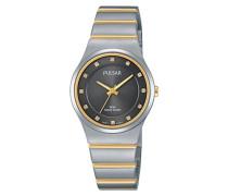 Damen-Armbanduhr Analog Quarz Edelstahl PH8171X1