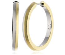 Damen-Creolen Titan 25 mm 0574-02