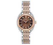Analog Quarz Uhr mit Edelstahl Armband 98R230
