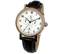 Armbanduhr San Juan Analog Quarz Leder CD-SANJ-QZ-LT-STRG-WH