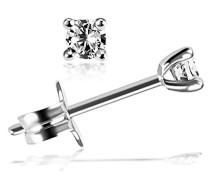 Ohrstecker Solitär Jana Solitär Ohrstecker Jana 0.15 ct. 585 Weißgold Diamant (0.15 ct) weiß Brillantschliff - So O6733WG Ohrringe Schmuck