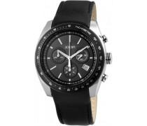 ! Damen-Armbanduhr Analog Quarz Leder JP100472001U