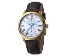 Herren- Armbanduhr Analog Quarz ES-8002-02