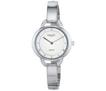 Analog Quarz Uhr mit Edelstahl Armband 12221028
