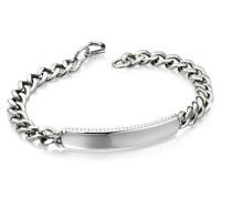 Herren-Armband 23 cm - B4565