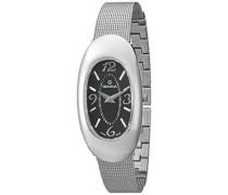 4416.1137 Women'schweizer Uhr Armbanduhr Analog Edelstahl silber