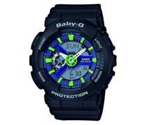 Baby-G Damen Armbanduhr BA-110PP-1AER