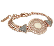 damen-armband Gentle Kristall Grau Rundschliff 2