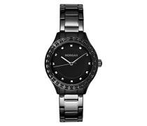 Datum Norm Quarz Uhr mit Edelstahl Armband MG 001S-3AM2