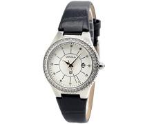 Damen-Armbanduhr Temptation Analog Quarz Leder