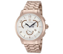Herren- Armbanduhr Chronograph Quarz SC0239