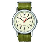 Armbanduhr Weekender T2N651 Analog Quarz