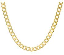 Herren-Halskette 9 K Gelbgold Einfach UTD250 30