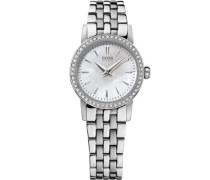 Damen-Armbanduhr Analog Quarz Edelstahl 1502345