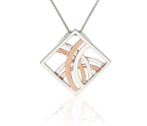 Jewelry Anhnger mit Kette 925 Sterling Silber