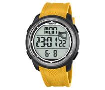 -Armbanduhr Digital Digital Plastik K5704/1