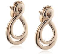 Damen-Ohrstecker Vergoldetes Metall 411896G0