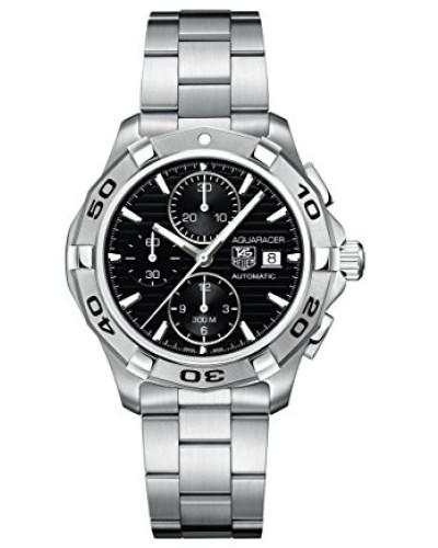 Armbanduhr Chronograph Automatik Edelstahl CAP2110.BA0833