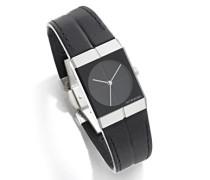 Damen Analog Quarz Uhr mit Leder Armband 240