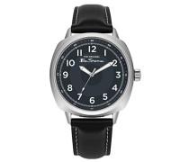 Datum klassisch Quarz Uhr mit PU Armband BS003UB