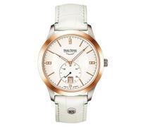 Bruno Söhnle Analog Quarz Uhr mit Leder Armband 17-63153-251
