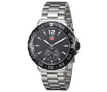Armbanduhr Analog Quarz Edelstahl WAU1110.BA0858