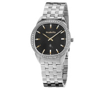 Damen-Armbanduhr Classic Glam Analog Quarz