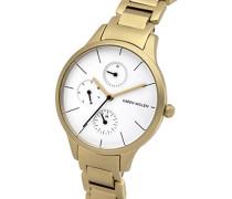 Damen-Armbanduhr Analog Quarz KM144GM