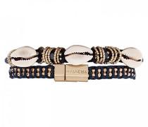 Damen-Wickelarmbänder Vergoldet E18MCILONA